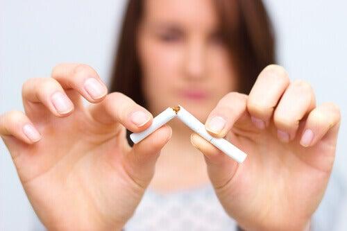 5 tips för att hjälpa dig att sluta röka