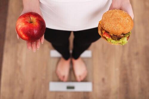 7 psykologiska tekniker för att tappa vikt