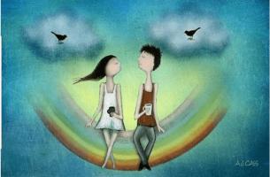 Behålla sin frihet i en relation