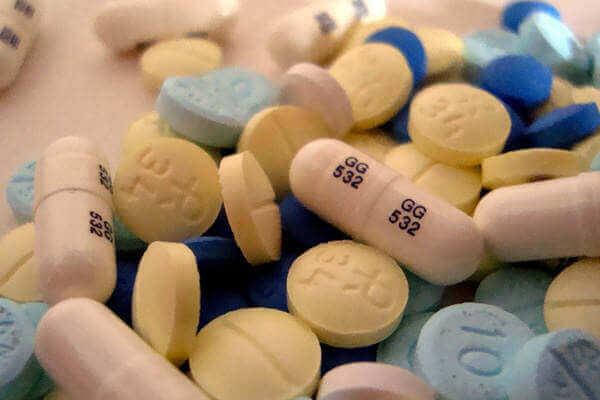 Bensodiazepiner i pillerform