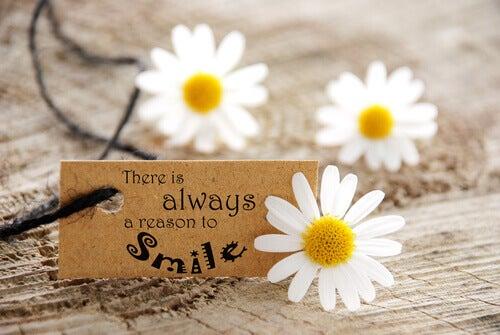 Det finns alltid anledningar att le