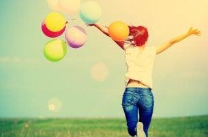 Du måste skapa lycka