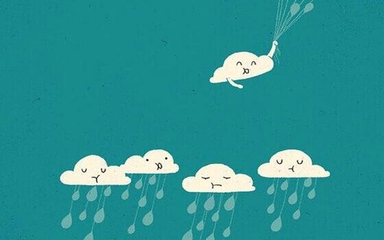 Låt ingen regna på dig