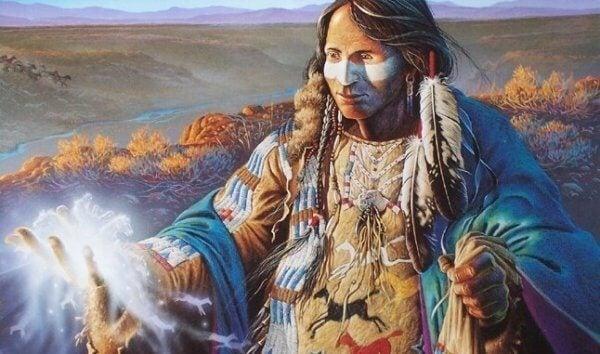 Medicinman från sioux