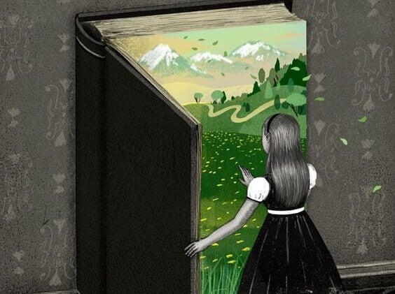 Öppna dörren för nya saker