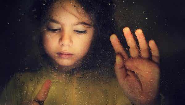 Dagen mitt barn tappade sitt leende – utnyttjande av barn