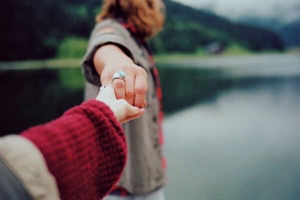 Släpp inte taget