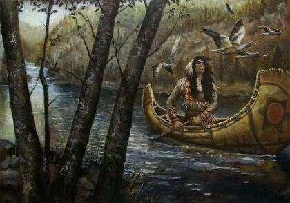 Tillsammans men inte bundna: relationer enligt sioux