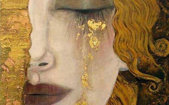 Om du ser att jag ser ledsen ut, säg inget, bara älska mig