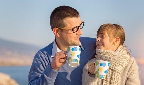 Vara ett gott föredöme: Den bästa gåvan du kan ge dina barn