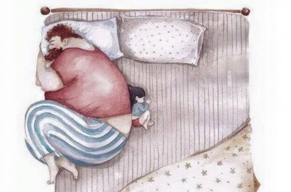 Föräldrar och barn: Konsekvensen av att bli övergiven av föräldrarna