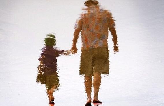 Frånvarande fader