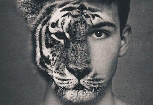 Halv man halv tiger