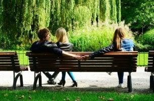 Älskare och otrohet inom relationer