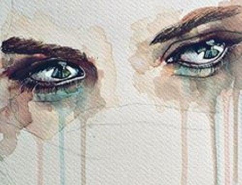 Sorgen hjälper dig att läka sår även ifall det känns tungt i början