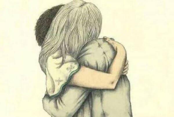 Att visa sann kärlek är att tolerera brister