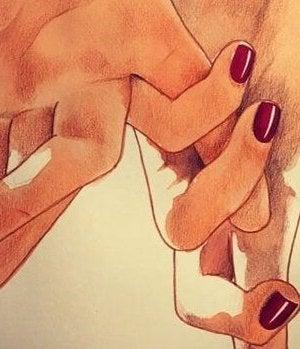 Kärlek behöver en spegel