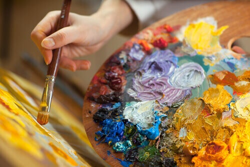 Konst som terapi