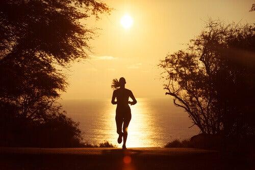 Löpning och meditation