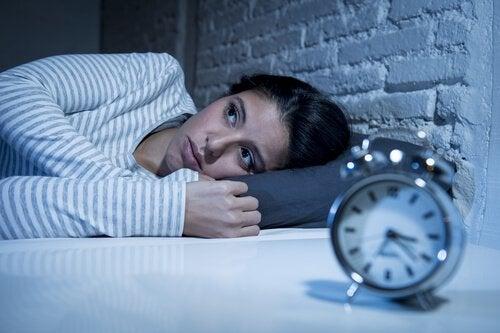 Melatonin och sömnlöshet