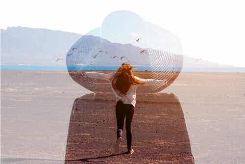 Gestaltterapi: sluta fantisera och upplev verkligheten