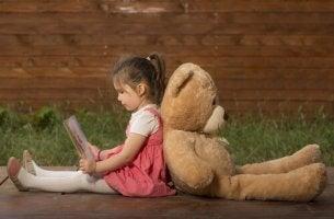 Undvikande beroende i barndomen