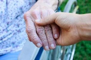Att ge bra omvårdnad på ålderns höst
