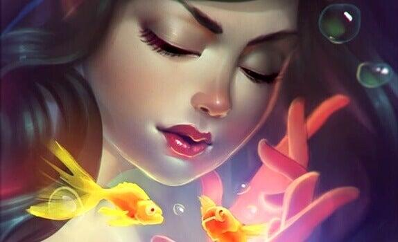 Stäng dina ögon & föreställ dig det vackra som verklighet