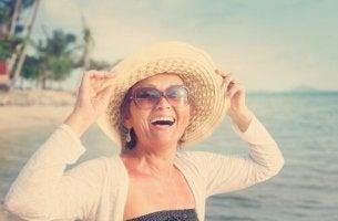 En kvinnas liv och glädje