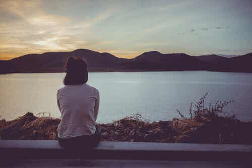 Att växa genom smärta och undvika lidande