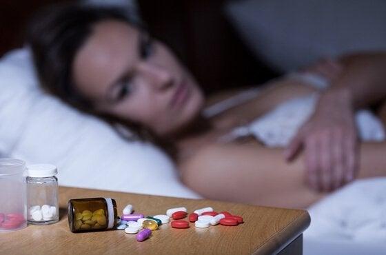 Medicin och insomnia
