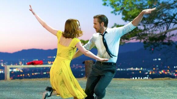 Par som dansar