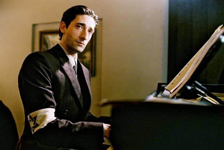Pianisten vid piano