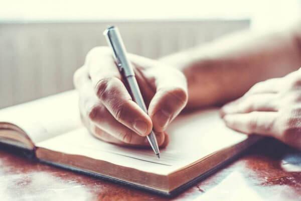 Att föra dagbok