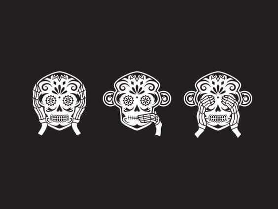 Avbildning av aporna