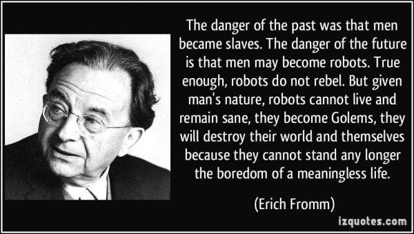 Citat från Fromm