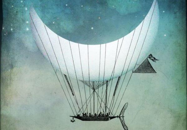 Flygande skepp