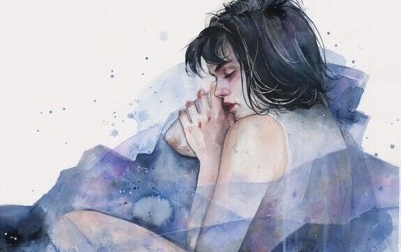 Friflytande ångest: en sida av GAD