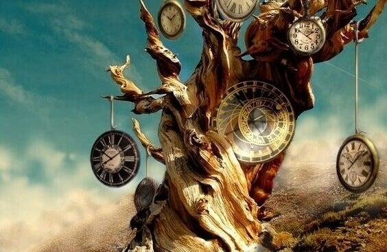 Klockor i träd