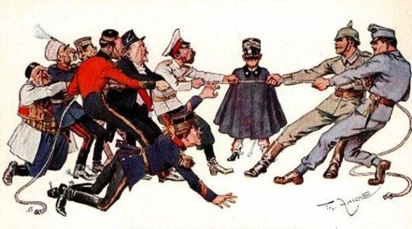 Krisen på 1900-talet