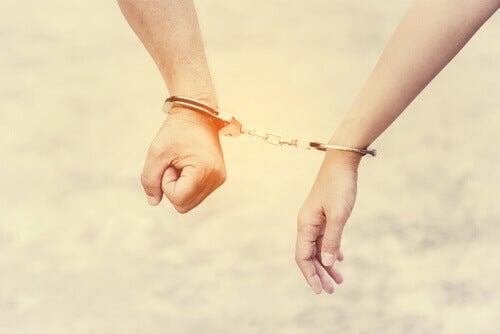Medberoende personer förstör relationer och självkänsla