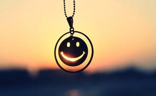 Smiley-halsband