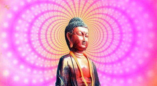 Staty av Buddha
