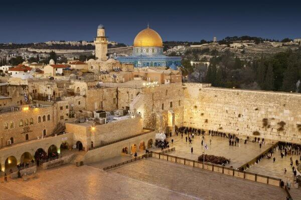 Har du hört talas om Jerusalemsyndromet?