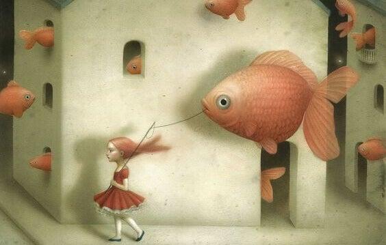 De som inte kan kontrollera sig själva kontrollerar andra