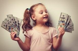 Har ditt barn rikt barn-syndrom?