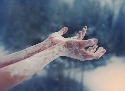 Frusna händer