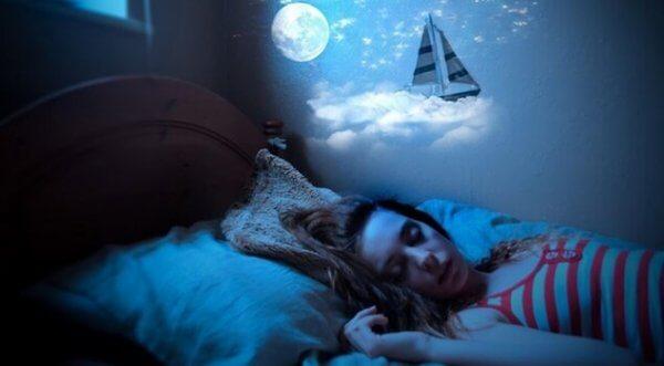 Somnilogi - att prata i sömnen