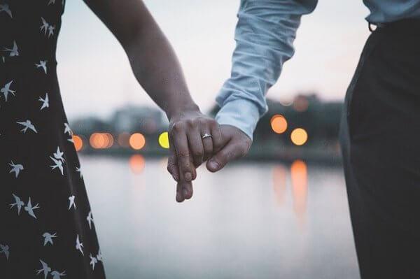 Att låta glömt vara glömt i ditt förhållande