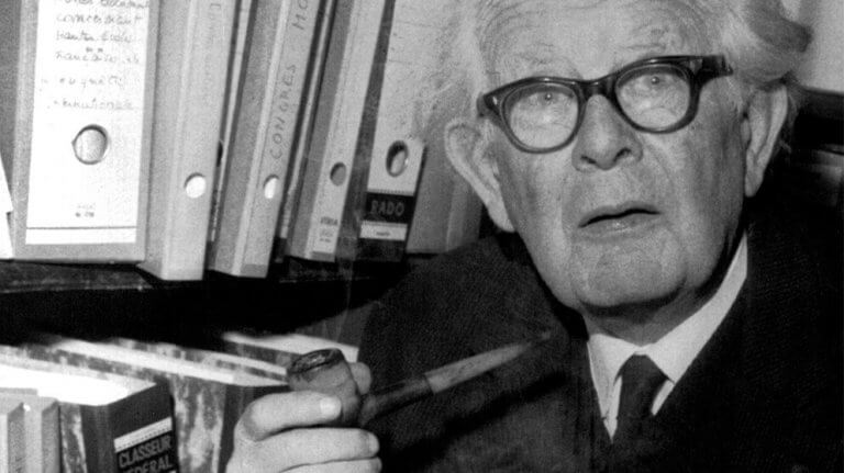 Jean Piaget var en av de främsta författarna av böcker om barnpsykologi